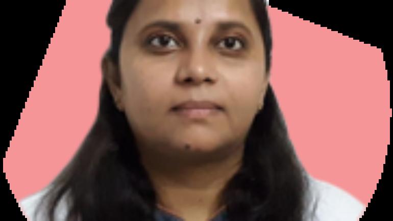Dr. CM Kavitha MBBS, DCRRA